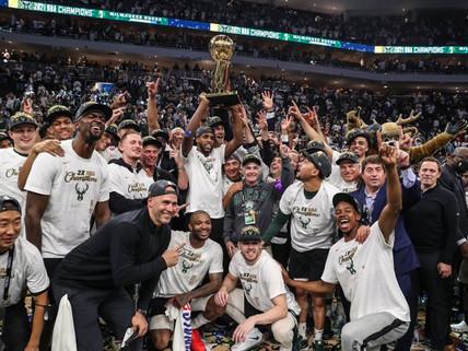 NBA Finals 2021- Bucks vs. Suns: Giannis Antetokounmpo, Milwaukee win franchise's second title
