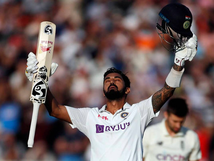 India Vs England: Kl Rahul Sets  Five Batting Records With 6th Test Hundred at Lord's