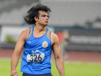 TOKYO 2020: India's Neeraj Chopra qualifies into Tokyo Olympics javelin final