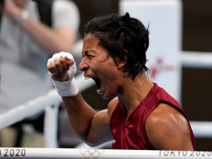 Tokyo Olympics: Lovlina Gets Bronze in Boxing; India's 3rd Medal at Tokyo 2020