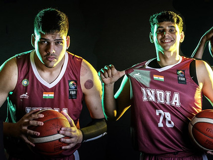 Indian basketball team qualifies for FIBA Asia Cup 2021