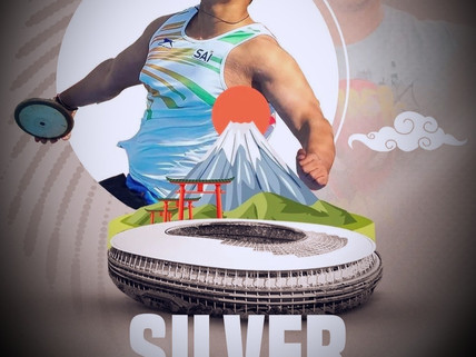 Paralympics 2020: India's Yogesh Kathuniya wins silver in Men's Discus throw F56
