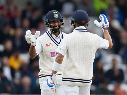 India vs England 3rd Test, Day 3: IND 215/2 at stumps; Pujara, Kohli, and Rohit lead fightback