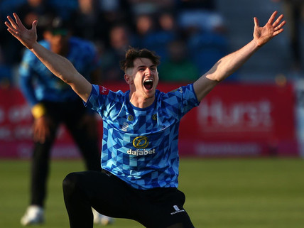 RCB Set To Sign George Garton For IPL 2021: Reports