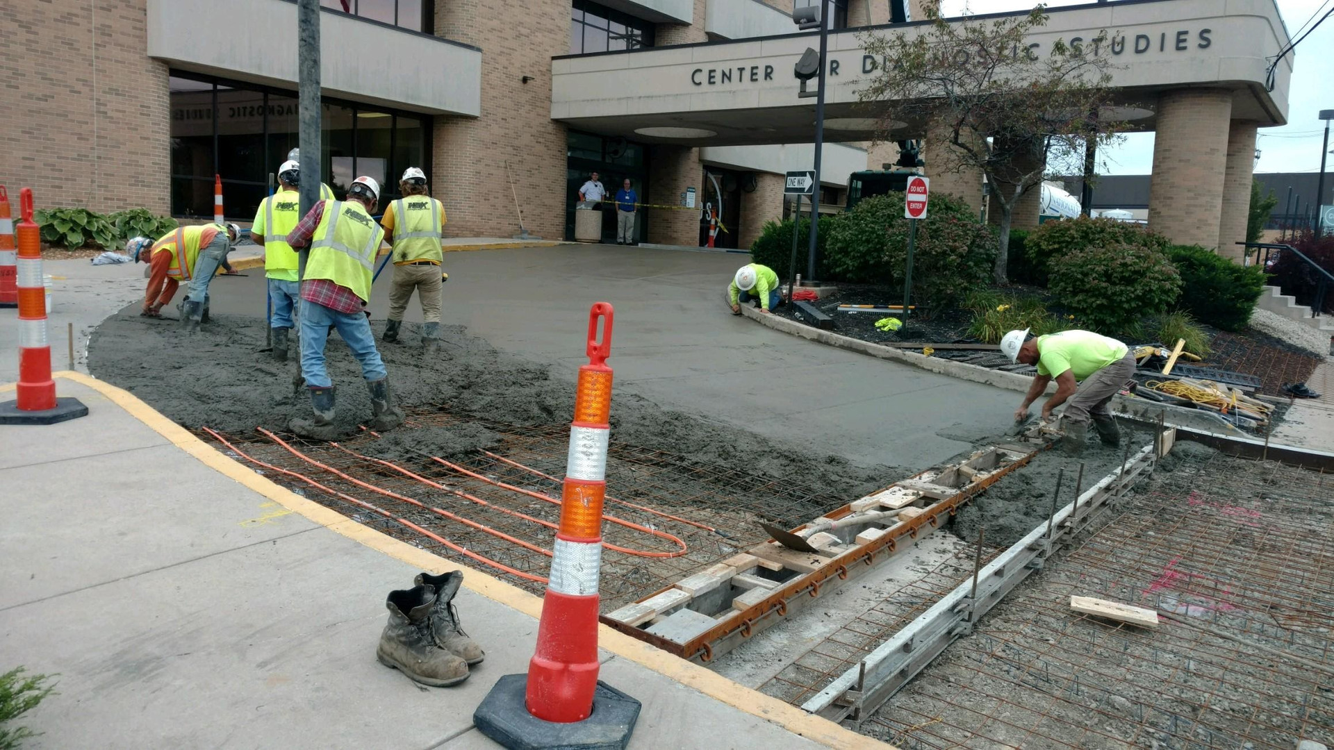 BVH Driveway Construction