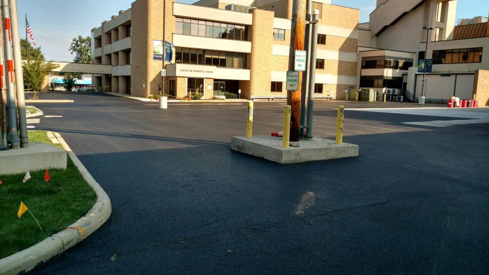 BVH Back Parking Lot