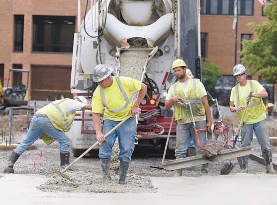 Concrete Crew at Dorney