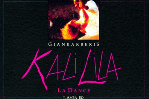 Kali Lila libro foto