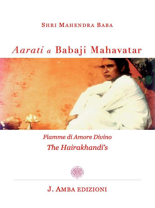 Aarati a Babaji Mahavatar