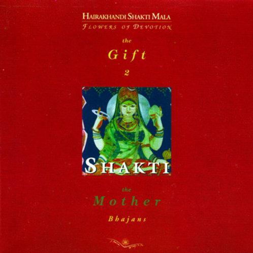Shakti The Mother libro con CD