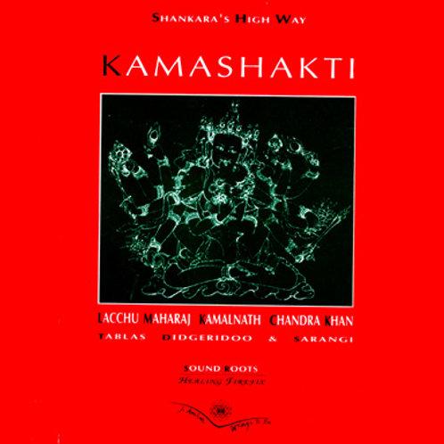 Kamashakti tabla di Lacchu Maharaj libro con CD
