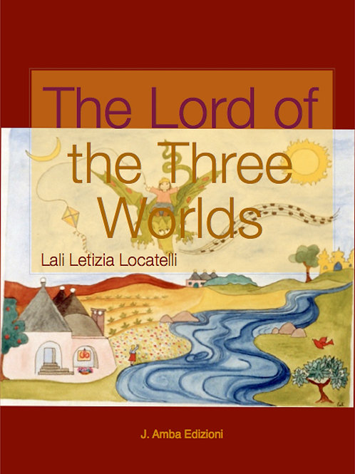 The Lord of the Three Worlds ebook