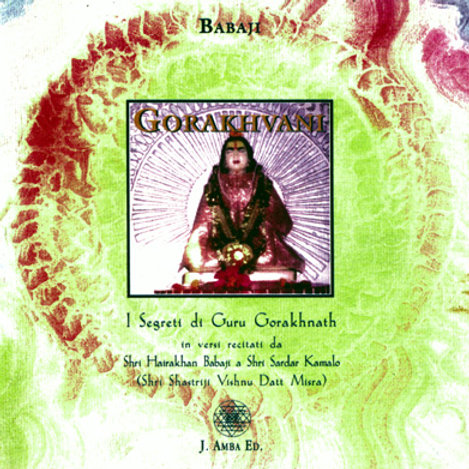 Gorakhvani libro con CD