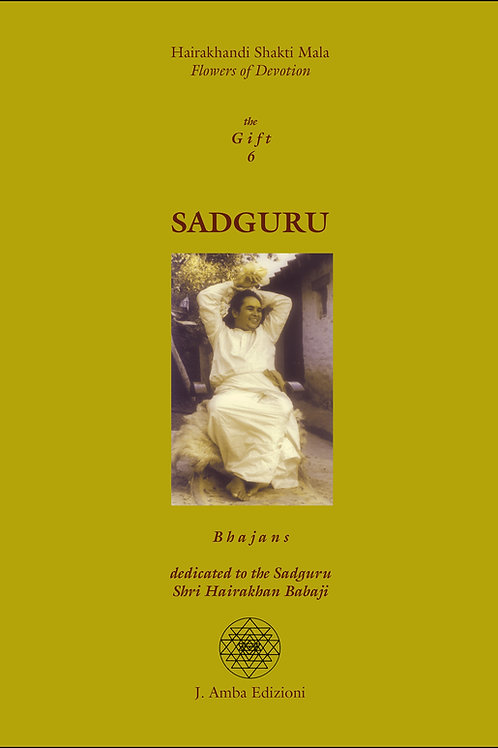 Sdaguru bhajans libro con CD