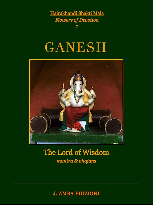 Ganesh, The Lord of Wisdom