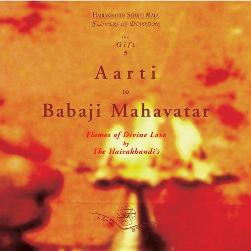 Aarti to Babaji Mahavatar libro con CD