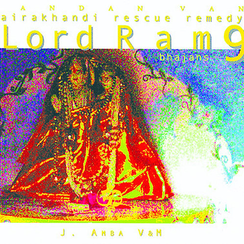 Lord Ram CD di bhajans da Hairakhan