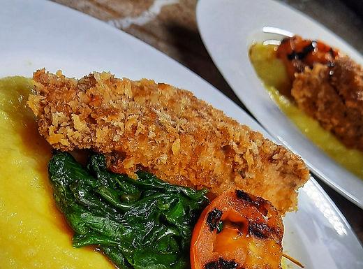 Panko Breaded Fish