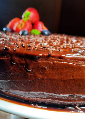 Teri's Chocolate Cake
