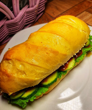 Hoagie Bread