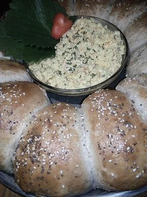 Sesame Seed Bread