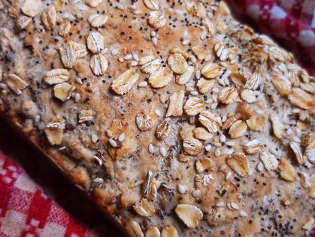 3 Grain Bran Bread