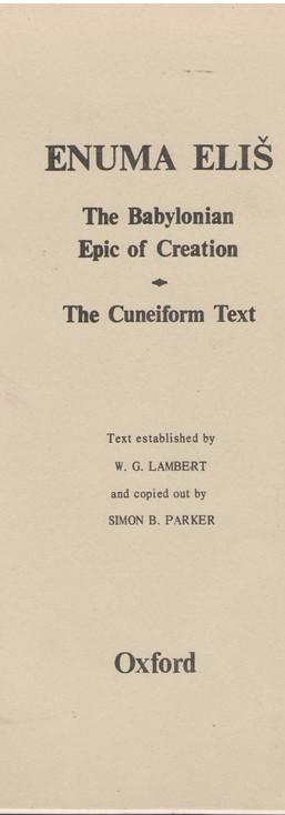 Lambert, W. G., and Simon B. Parker