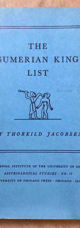 Jacobsen, Thorkild