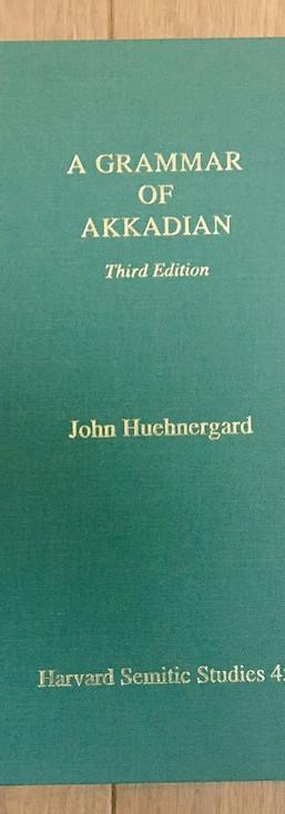 Huehnergard, John