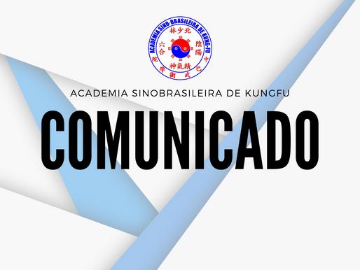 Comunicado Geral
