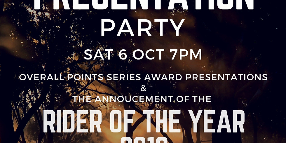 The Wild West Presentation Party