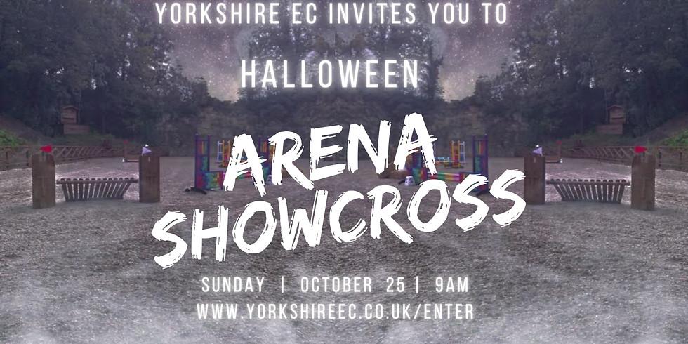 Halloween Arena Show Cross 65cm - 95cm