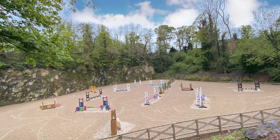 Full Show Cross Course Arena Hire 28|09|21