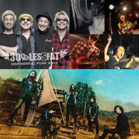 LIVE SCHEDULES UPDATE!! 3/14(日)