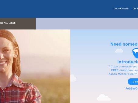 KANZA Provides Free Access To Mental Health Tools