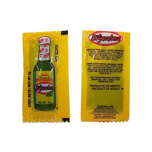 300 sobres Salsas Verde 5 g