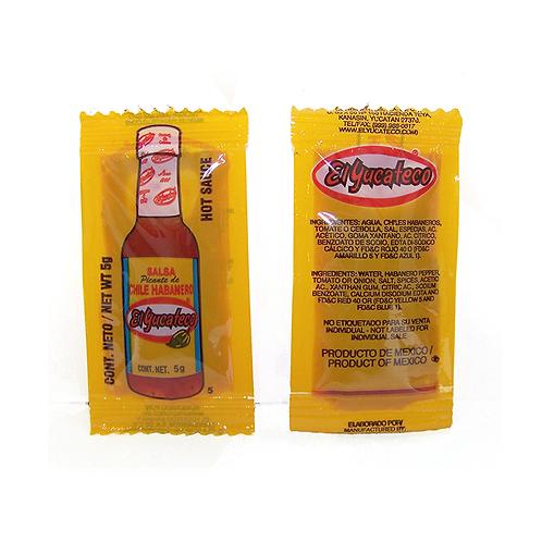 300 sobres Salsas Roja 5 g