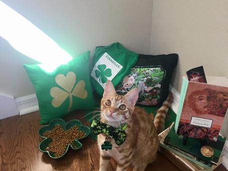 Meredith & Finnegan - St. Patrick's Day