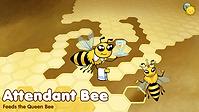 Attendant Bee  Geo Tots BeeAmazed