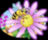 Forager Bee  Geo Tots BeeAmazed
