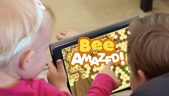 Toddlers fun bee app
