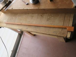 河辺先生の弓制作ドキュメント4