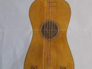 """ストラディヴァリ、""""SAVIONARI""""ギター制作記1"""