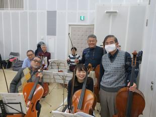 青山シンフォニーの第30回演奏会
