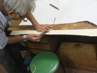 """菊池さんの""""DAVIDOV""""制作記23"""
