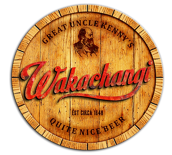 Wakachangi Lager by Leigh Hart