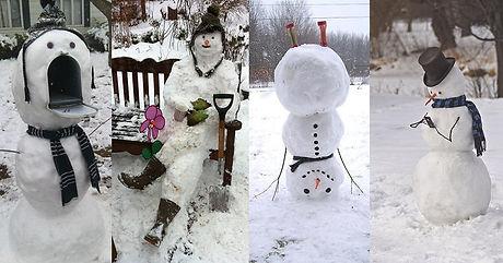 real-snowman-ideas.jfif