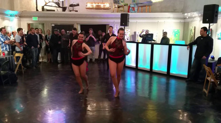 Salsa Caliente Performance from Vancouver B.C.