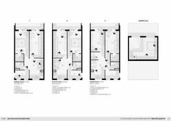 Поэтажные планировки