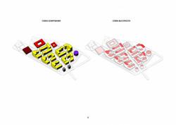 Схема зонирования + высотность